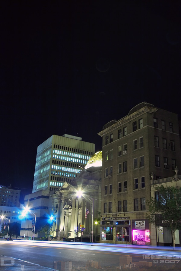 Click here to visit my photos of Genesee Street locations